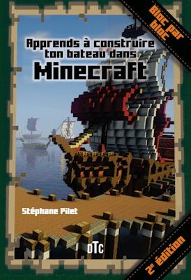 Apprends à construire ton bateau dans Minecraft